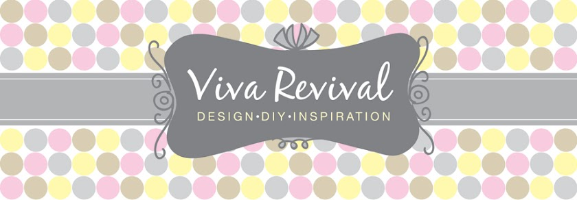 Viva Revival - Interior design, graphic design and crafts