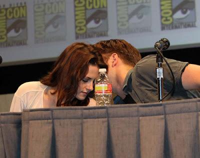 Rob Pattinson y Kristen Stewart pareja 9