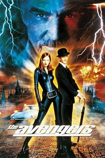 The Avengers (1998) ταινιες online seires oipeirates greek subs