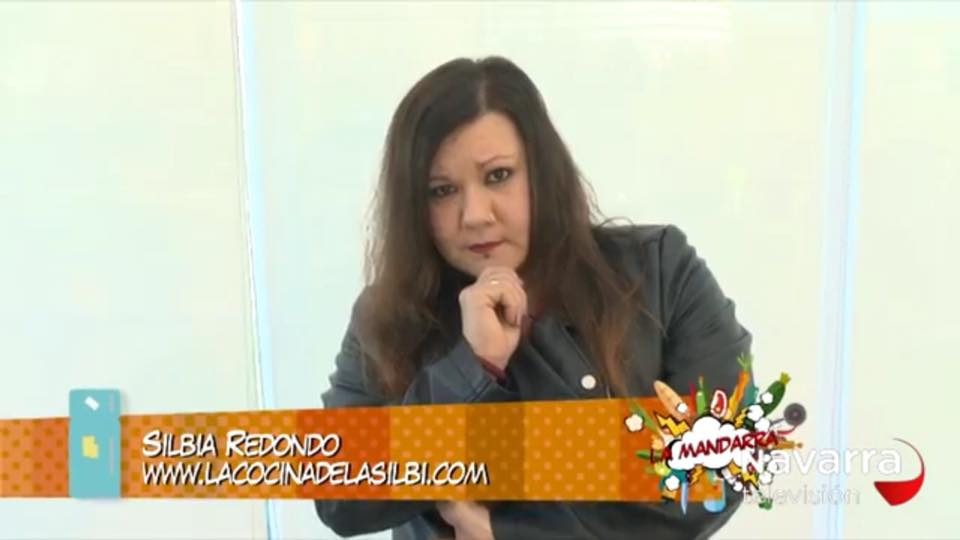 A los Fogones en Navarra Tv!!