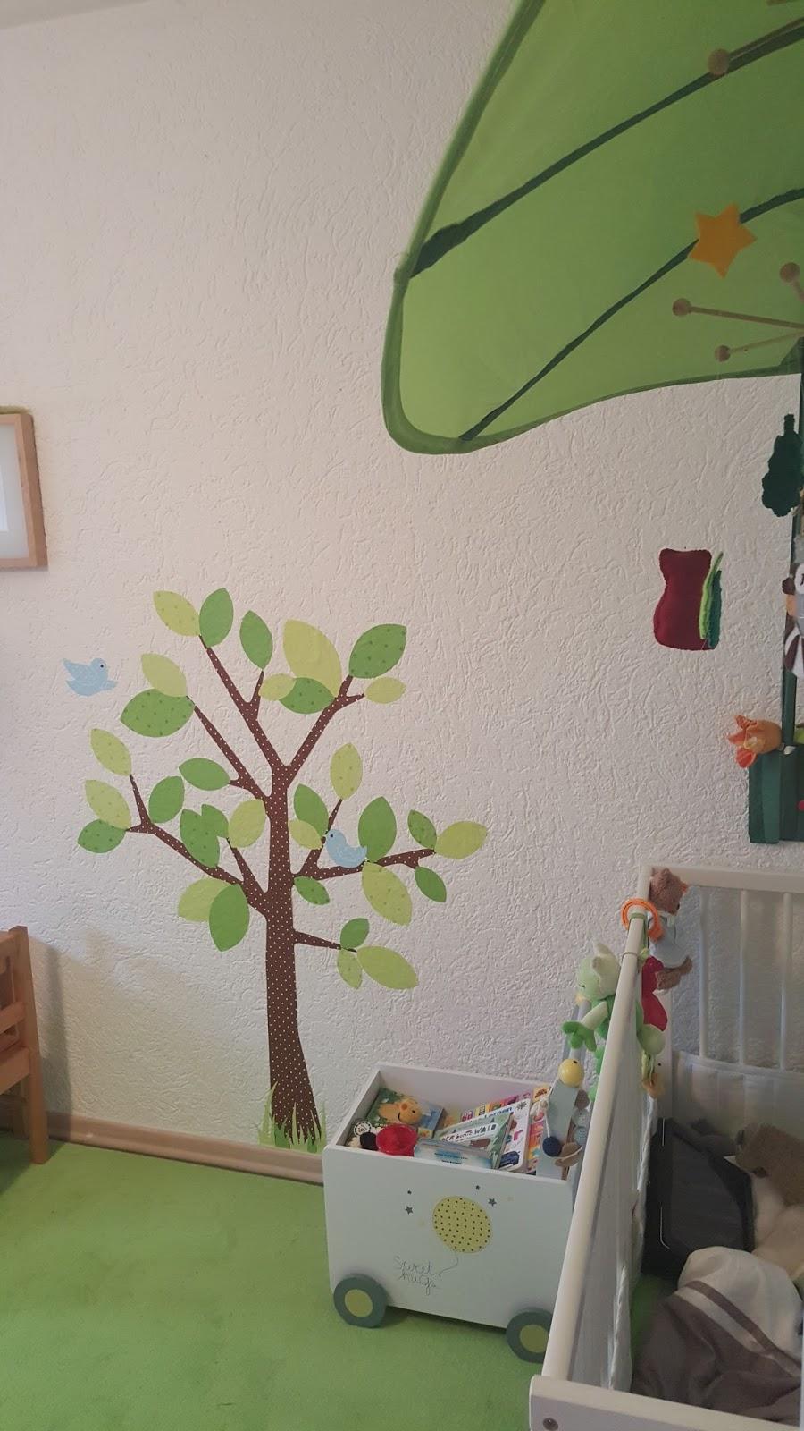 Frischer wind im kinderzimmer: roommates wandtattoos von ...