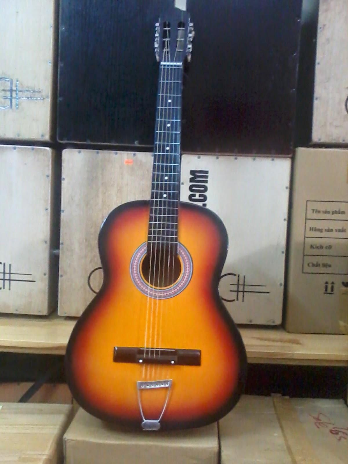 Đàn guitar classic HL05