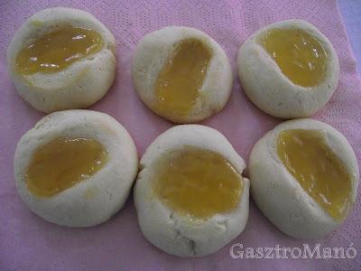 keksz lemon curddel