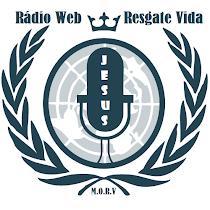 """""""Rádio Resgate Vida"""""""