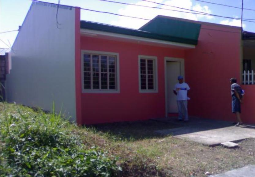 House and lot in lucena city at the back of sm lucena