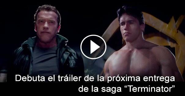Ver Online Terminator Genesys ( Traler )