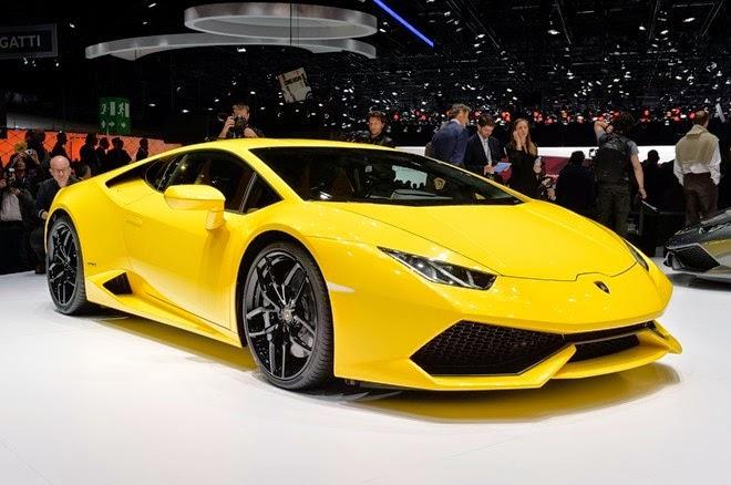 Lamborghini Huracan sẽ thành công hơn Gallardo