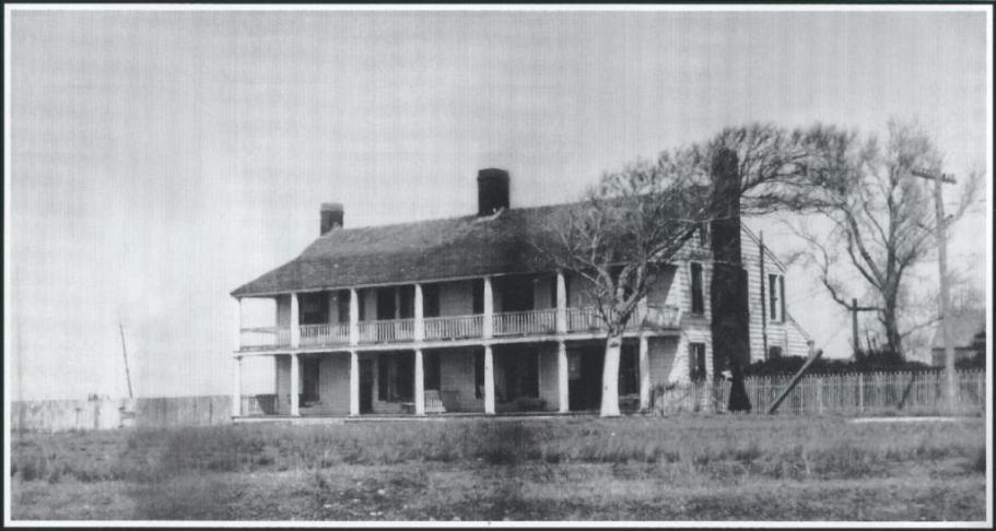 Duncan House circa 1900