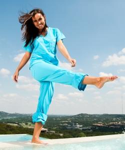 Ruthdelacruz travel and lifestyle blog scrub suits for Spa uniforms johannesburg