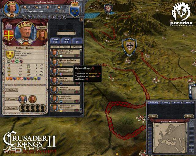 Crusader Kings 2 PC Full Español Descargar