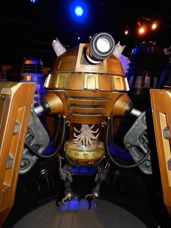 Doctor Who Dalek Emperor prop