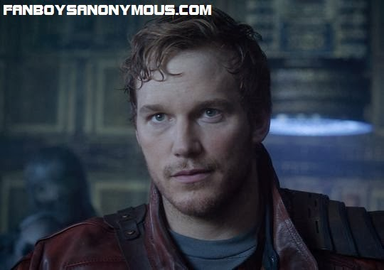 Chris Pratt airs Guardians of the Galaxy on Jimmy Kimmel Live Tuesday 18th February