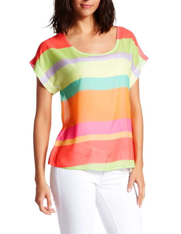 Fashions everyday: Color-blocking Spring/ Summer 2013 ...