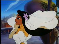 Aladdin y el Rey de los Ladrones (1995) | Capturas | dibujos