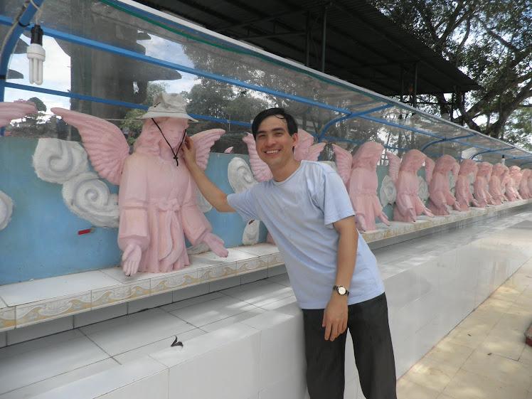 Trung tâm Thánh Mẫu La Vang: Quảng trị_ Việt nam