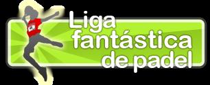 Logo Liga Fantástica Pádel