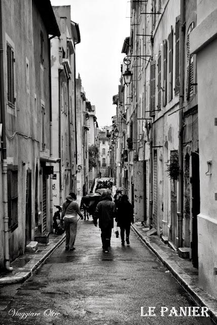 Cosa vedere a Marsiglia - Le Panier