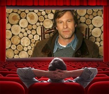 persona en el cine