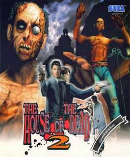 The House of the Dead 2 Cover, Poster