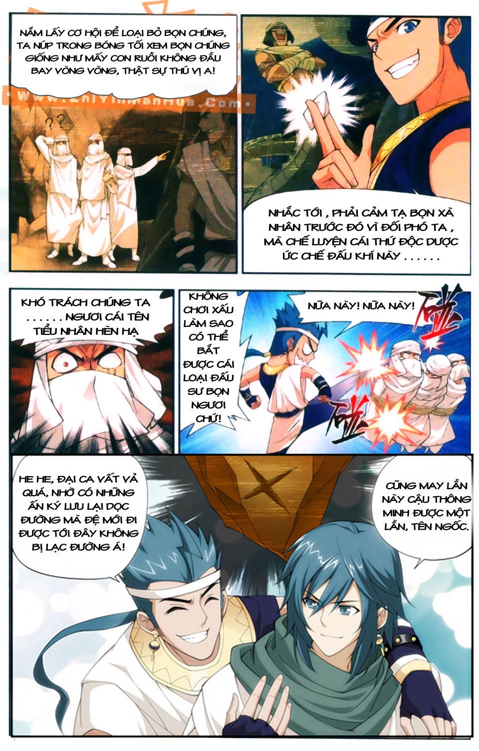 Đấu Phá Thương Khung chap 44 page 11 - IZTruyenTranh.com