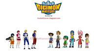 Tamer Digimon Master Online DMO