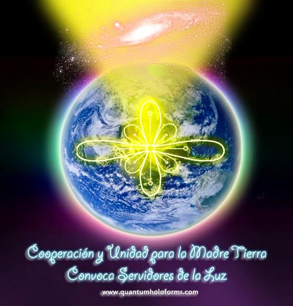 Meditaciones mensuales Madre Tierra para sostener el proceso de cambio