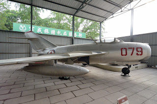 MiG-15 at the Beijing Military Museum