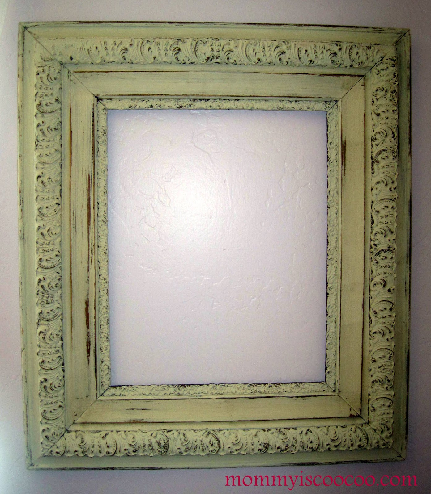 Gallery for antique frame - Large antique picture frames ...