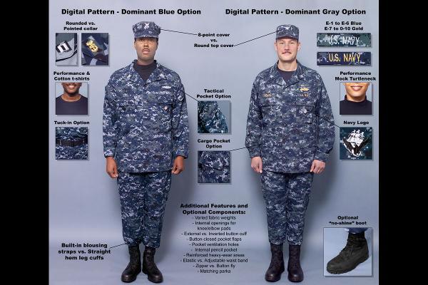 Navy seal working uniform