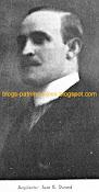 Arquitecto Juan B. Durand (1890- Alta Gracia 1934)