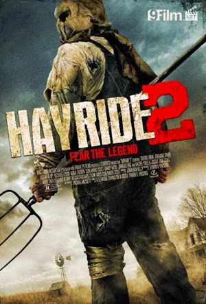 Hayride 2 2015 poster