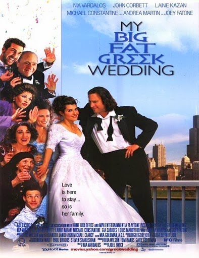 ver Mi gran casamiento griego (My Big Fat Greek Wedding) (2002) Online