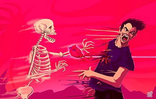 Ilustración de David Hernández