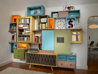 #6 Bookshelf Design Ideas
