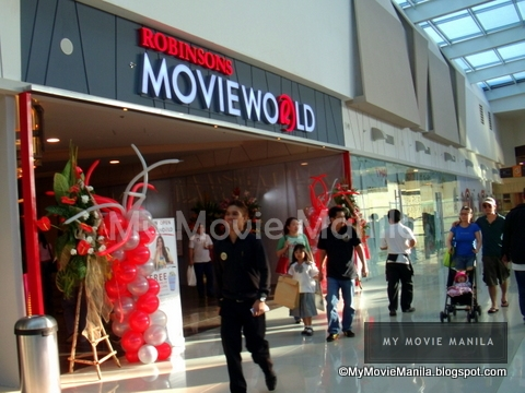 Robinsons Movieworld in Robinsons Magnolia