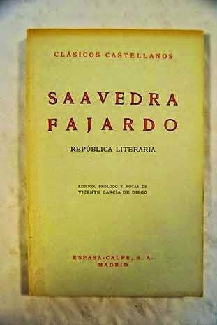 República literaria