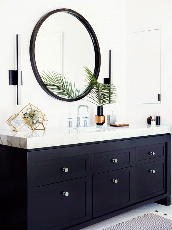 Bathroom Sconces In Mirror sconce mirror sconce mirror sconce | dans le lakehouse