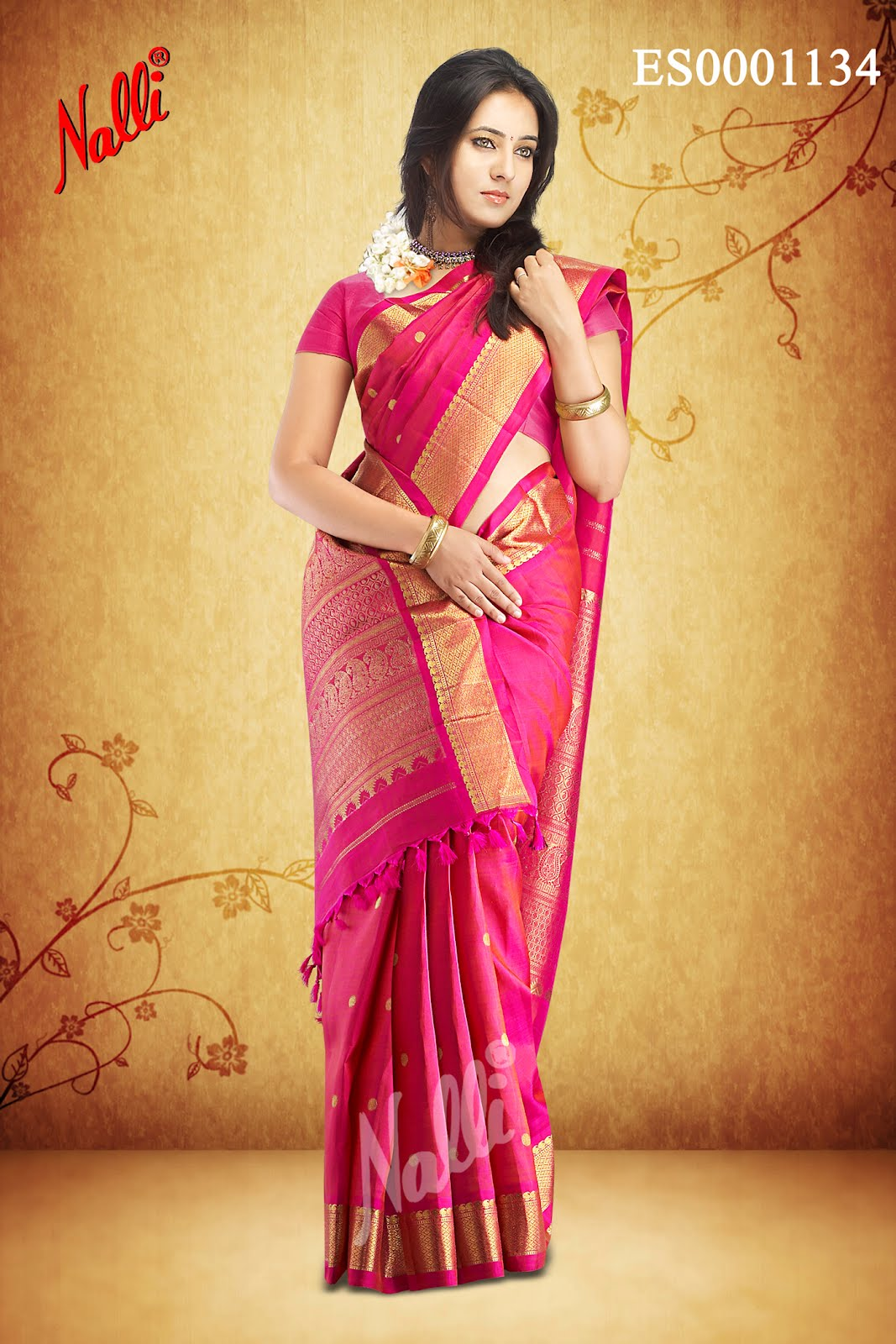 Sale news and Shopping details: Nalli Silks Sari Collections