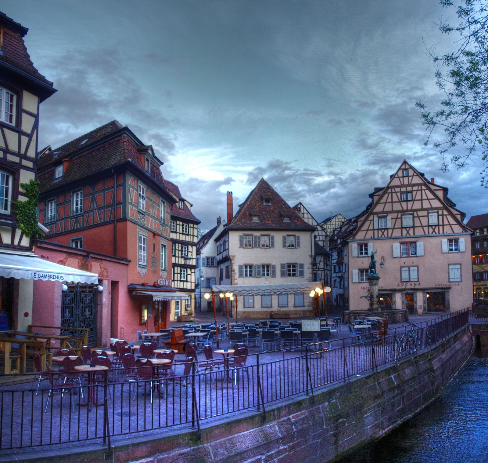 Travel Trip Journey : Colmar, France