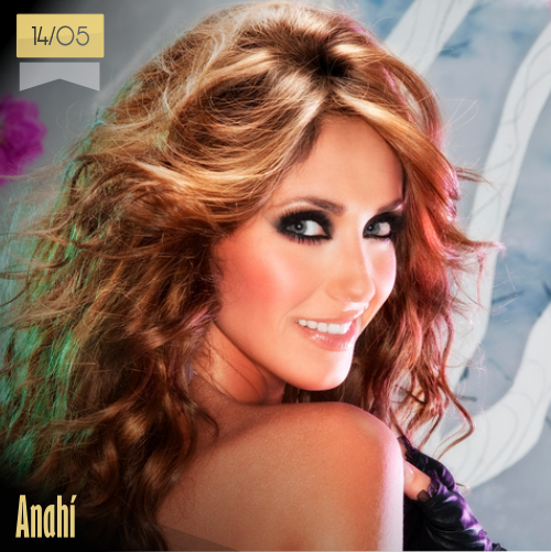 14 de mayo | Anahí - @Anahi | Info + vídeos