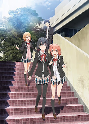 Yahari Ore no Seishun Love Comedy wa Machigatteiru. Zoku [13/13][100MB][Anime][Jap]