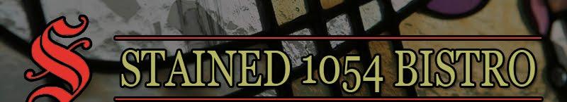 Stained 1054 Bistro Specials