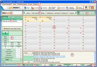 Billing Warnet PCMAN Ver.2009052601 Usage-2
