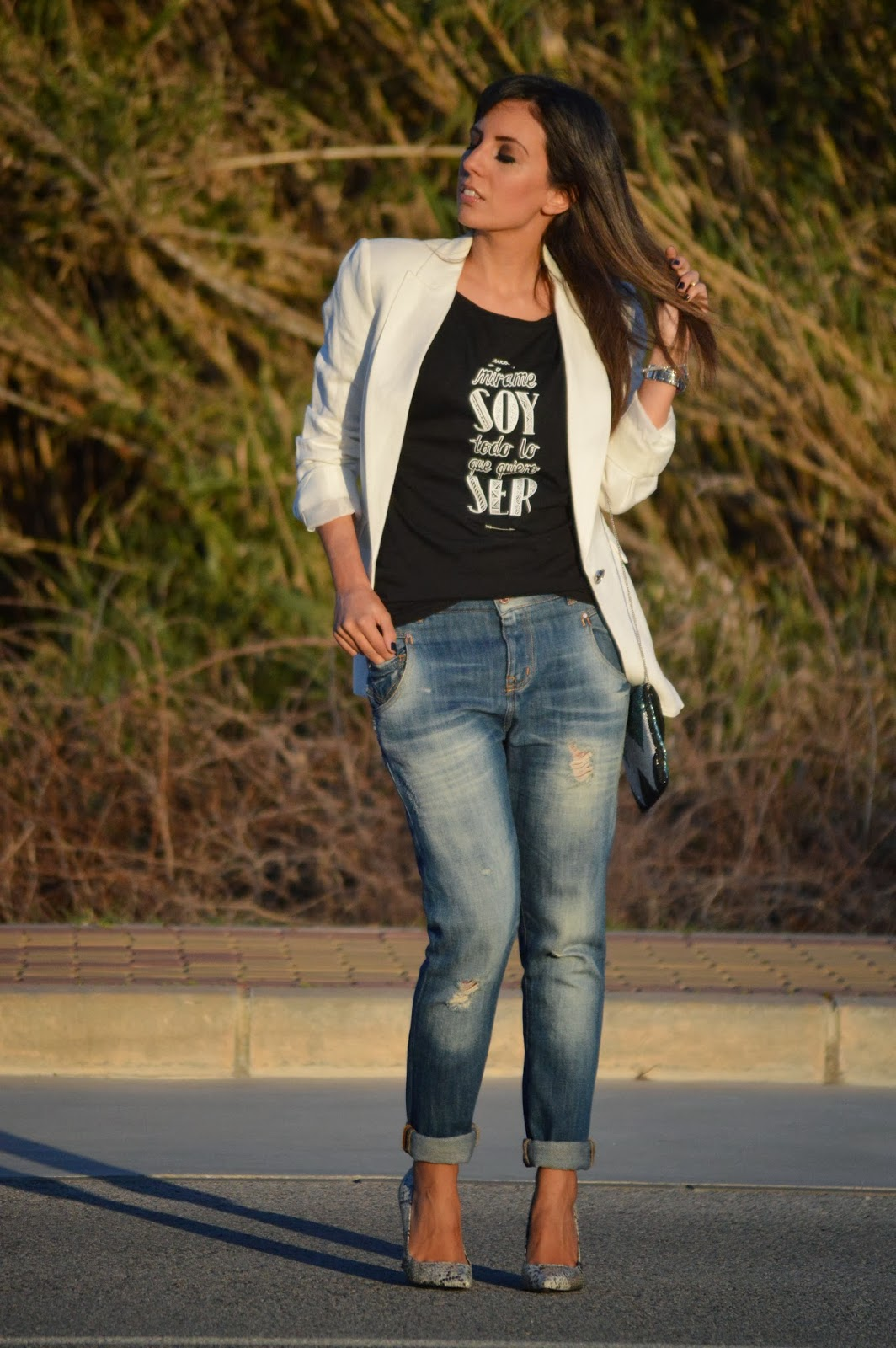 cristina style fashion blogger malagueña blogger malagueña street style fashion ootd inspiration trendy tendencias moda outfit look chic cool casual lovely gorgeous zara mango