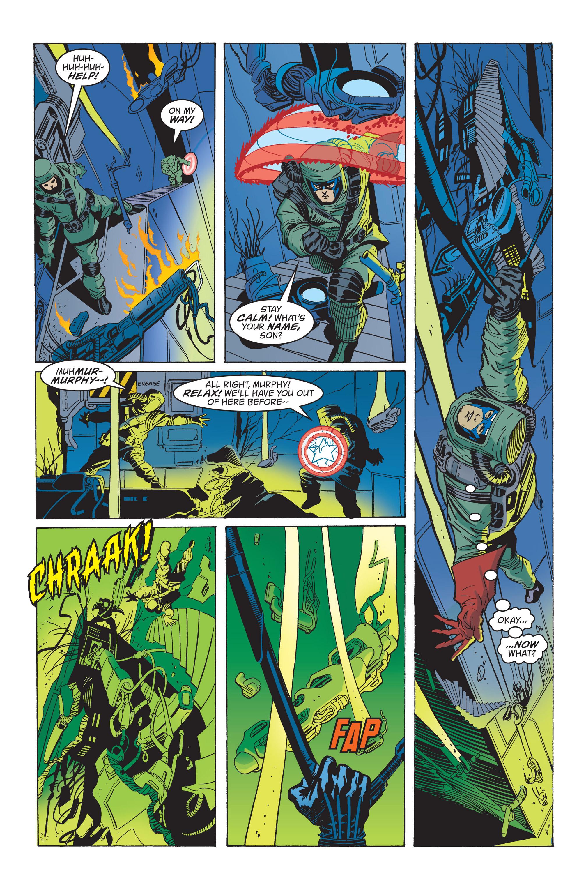 Captain America (1998) Issue #20 #26 - English 14