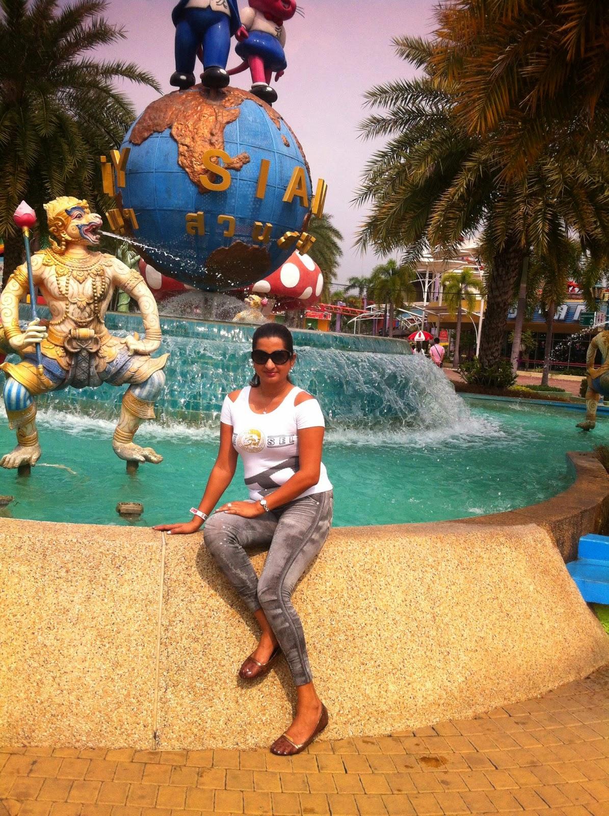 Vasana Danthanarayana tight jeans