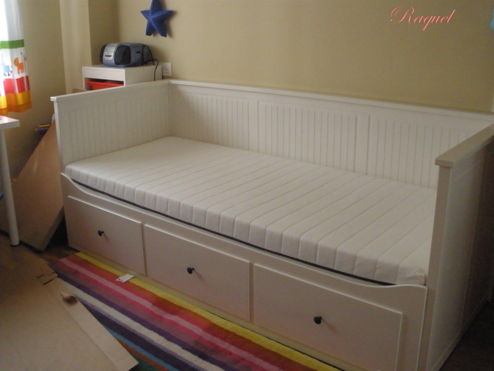 Arriba en el desv n operaci n cambio de dormitorio ii nuevos muebles - Muebles el desvan ...