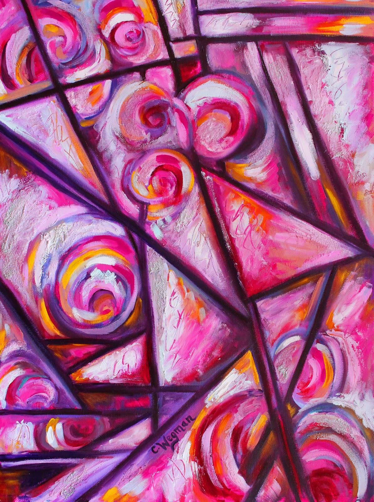 Spirited Art Calendar Huntsville Al : Years of color christina wegman fine art