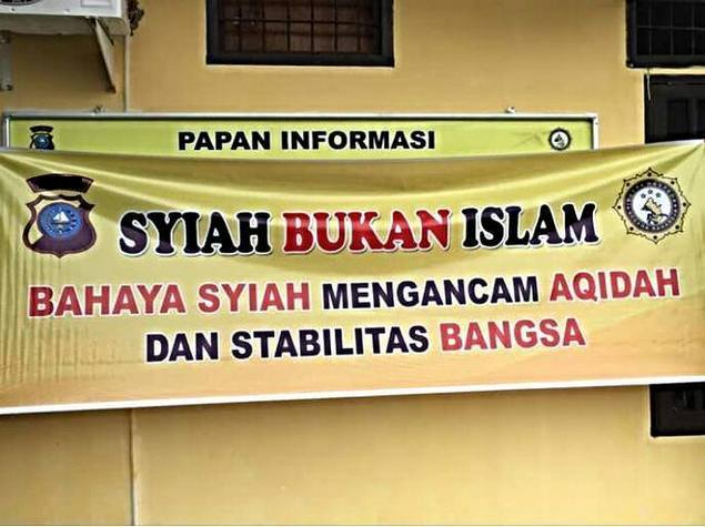 SYIAH BUKAN ISLAM, MENGANCAM STABILITAS BANGSA