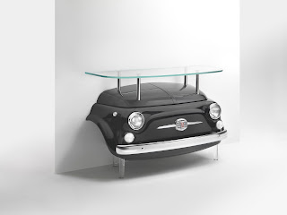 Idee casa idee arredamento originale fiat 500 collection for Arredamento originale casa